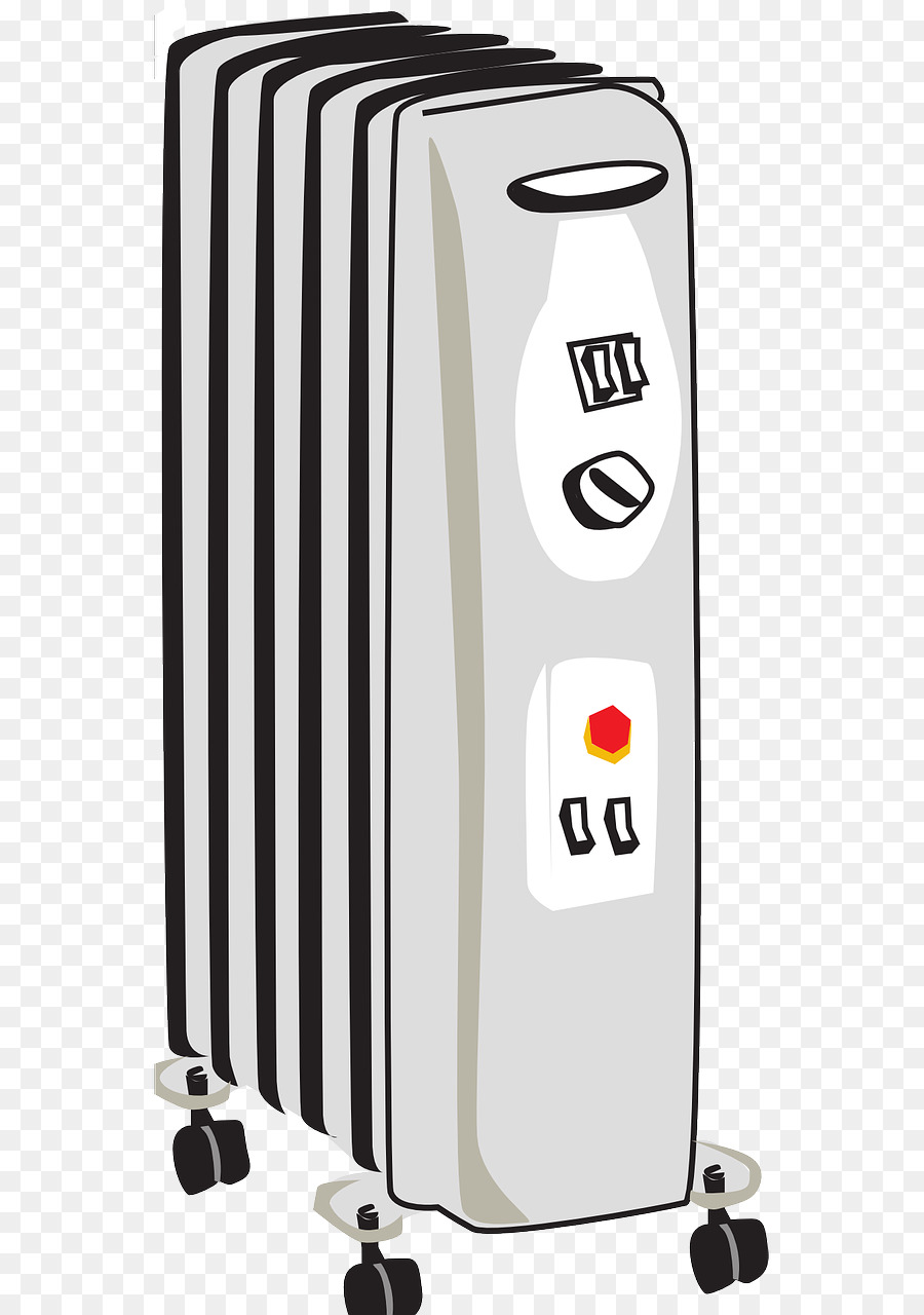 Electric heater clipart vector free Water Cartoon png download - 640*1280 - Free Transparent Furnace png ... vector free