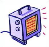 Electric heater clipart picture free Free Space Heater Clipart picture free