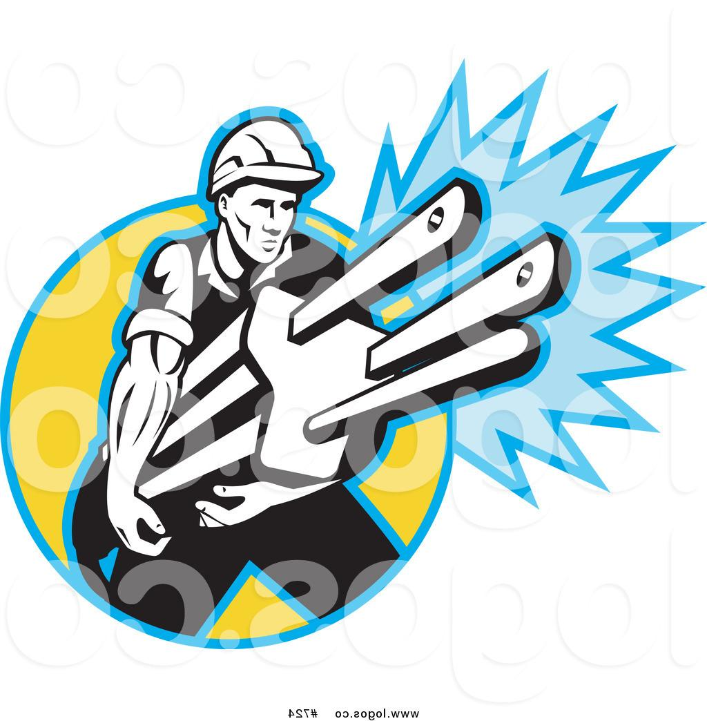 Electrician logo clipart clipart free stock Best HD Electrician Company Logos Vector Images » Free Vector Art ... clipart free stock