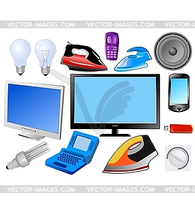 Electronic clipart images freeuse library Electronics clipart 8 » Clipart Station freeuse library