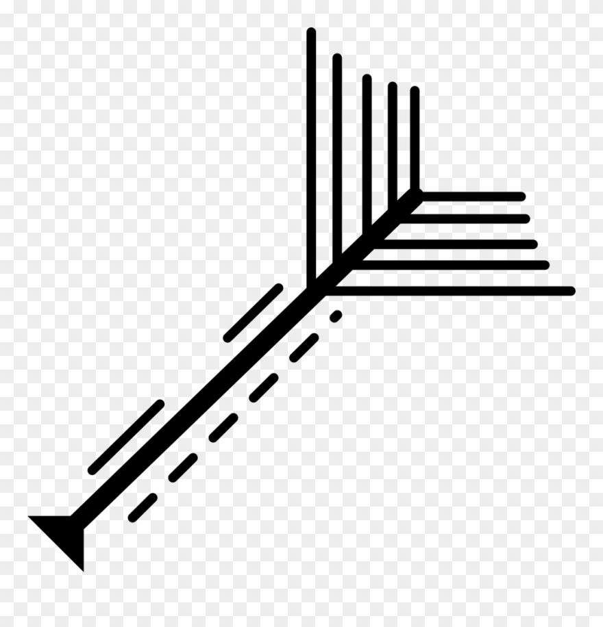Electronic lines clipart