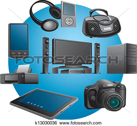 Electronics Clip Art Royalty Free. 161,223 electronics clipart ... png freeuse download
