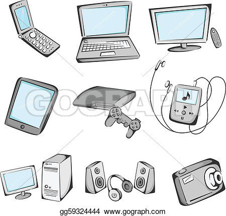 Favorite electronic clipart for kids - ClipartFest clip art library stock