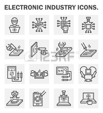 Electronics clipart free image transparent download 454,589 Electronics Stock Vector Illustration And Royalty Free ... image transparent download