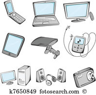 Electronics clipart free clipart royalty free stock Electronics Clip Art Royalty Free. 161,223 electronics clipart ... clipart royalty free stock