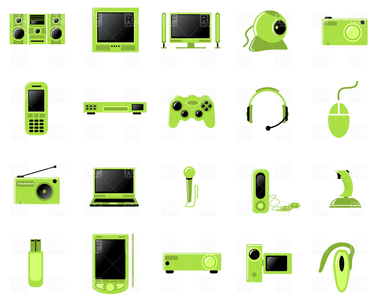 Electronics clipart free picture free Electronics Clipart - Clipart Kid picture free