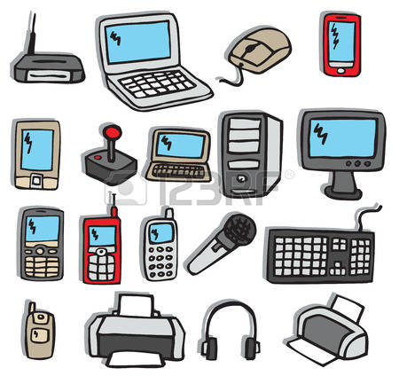 Electronics clipart free clip art free library 9,366 Electronic Components Stock Illustrations, Cliparts And ... clip art free library