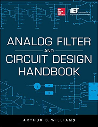 Electronics design book picture Analog Filter and Circuit Design Handbook (Electronics): Arthur ... picture