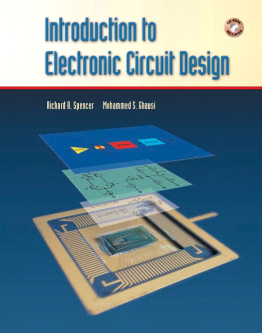 Electronics design book jpg free library Spencer & Ghausi, Introduction to Electronic Circuit Design jpg free library