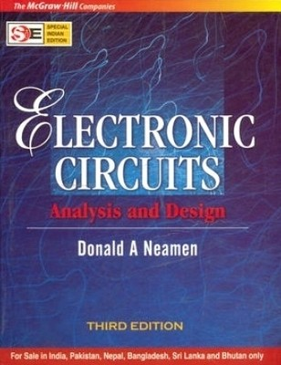 Electronics design book clipart royalty free library Books for Network Analysis and Circuit Theory, Instrumentation ... clipart royalty free library