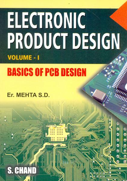 Electronics design books svg royalty free Electronic Product Design By S D Mehta svg royalty free