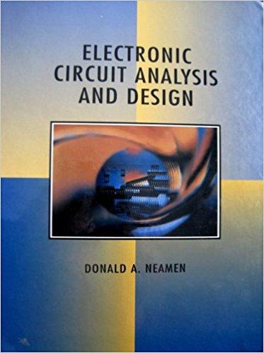 Electronics design books png transparent stock Electronic Circuit Analysis and Design: Donald A. Neamen ... png transparent stock