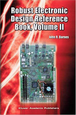 Electronics design books png Robust Electronic Design Reference Book - Volume 1; Volume 2 ... png