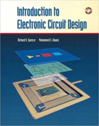 Electronics design books clip art freeuse stock Introduction to Electronic Circuit Design - 2 volume set: Richard ... clip art freeuse stock