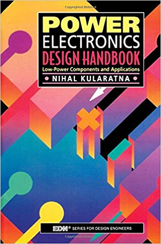 Electronics design books banner library stock Power Electronics Design Handbook: Low-Power Components and ... banner library stock