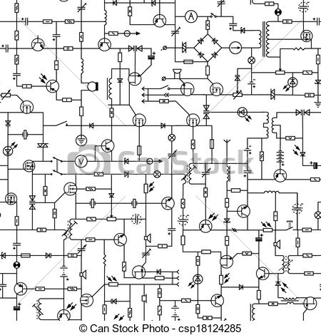 Electronics schematic clipart clipart library library Electrical Schematic Symbols Diode. Electrical. Free Image About ... clipart library library