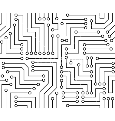 Electronics schematic clipart clipart freeuse stock Pcb Schematic Vector. Pcb. Free Printable Wiring Diagrams Database clipart freeuse stock