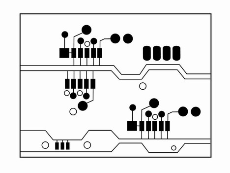 Electronics schematic clipart jpg Electronic schematic clipart - ClipartFest jpg