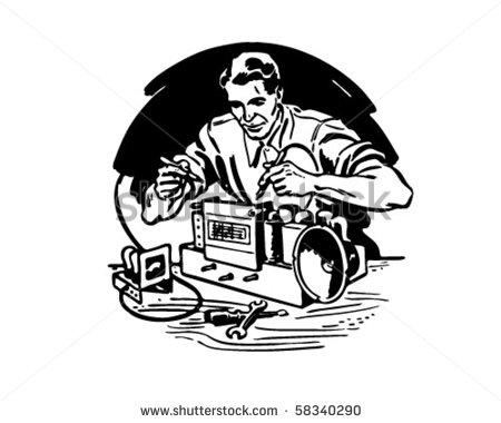 Electronics technician clipart vector transparent download Electronics technician clipart - ClipartFox vector transparent download