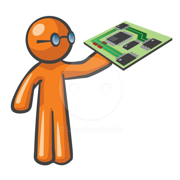 Electronics technician clipart jpg freeuse stock Electronics engineer clipart - ClipartFox jpg freeuse stock