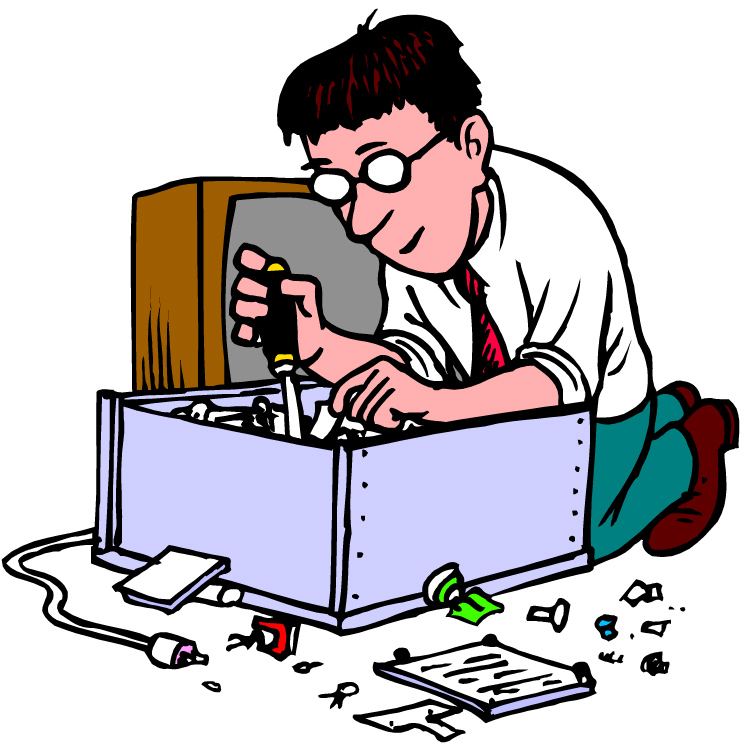 Electronics technician clipart black and white library Electronics technician clipart - ClipartFest black and white library
