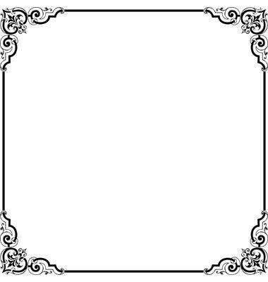 Elegant border frame clipart clipart download Elegant Border Clip Art & Elegant Border Clip Art Clip Art Images ... clipart download