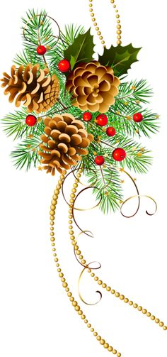 Elegant christmas bough clipart clip library Elegant christmas bough clipart - ClipartFest clip library