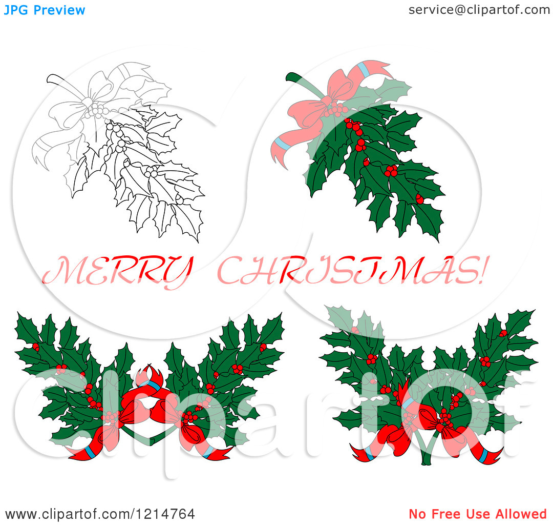 Elegant christmas bough clipart vector free Elegant christmas bough clipart - ClipartFest vector free