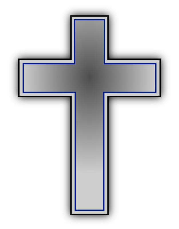 Silver cross clipart png jpg stock Cross Transparent PNG Pictures - Free Icons and PNG Backgrounds jpg stock