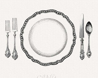 Elegant dinner clipart clipart stock Elegant Dinner Clipart - Clipart Kid clipart stock