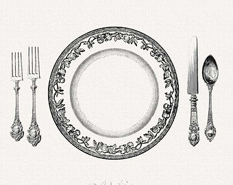 Elegant dinner clipart picture free Elegant evening dinner clipart - ClipartFest picture free