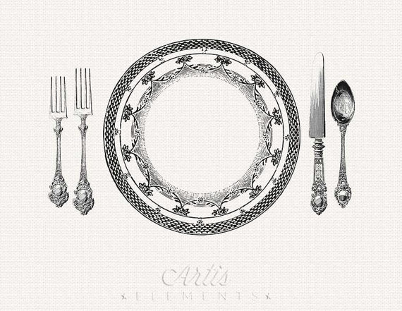 Elegant dinner clipart png black and white library Elegant dinner clipart - ClipartFest png black and white library