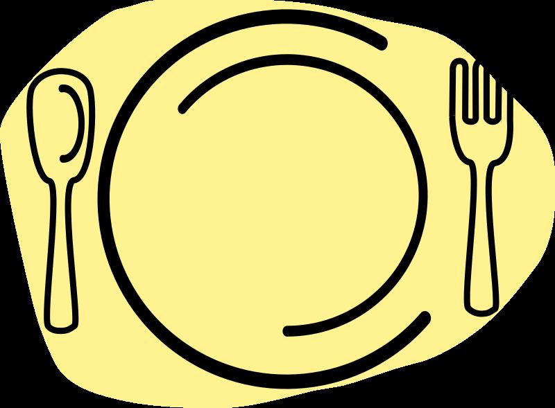 Elegant dinner clipart clip stock Elegant Dinner Clipart - Clipart Kid clip stock