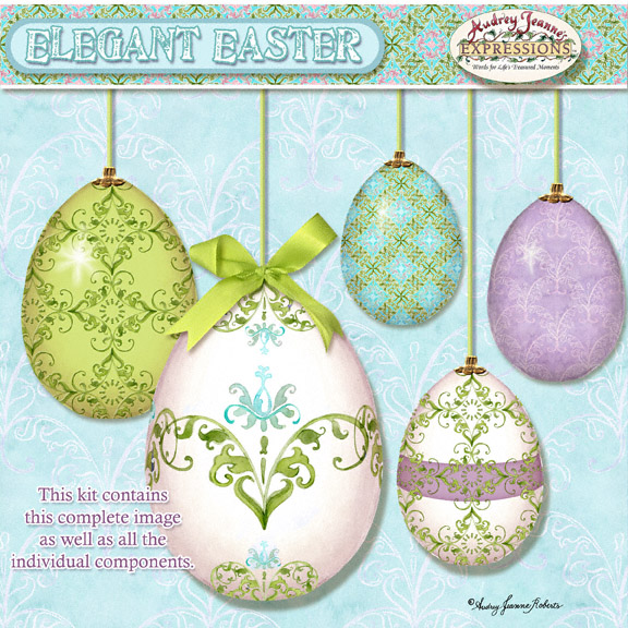 Elegant easter clipart royalty free library Elegant easter eggs clipart - ClipartFox royalty free library