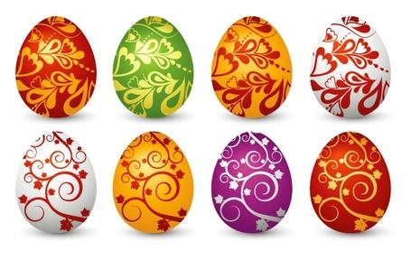 Elegant easter clipart download Elegant easter eggs clipart - ClipartFox download