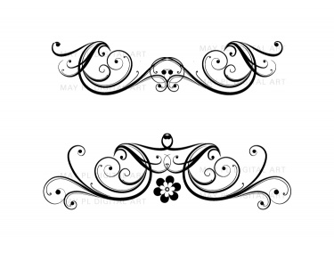 Elegant flowers clipart - ClipartFest graphic royalty free