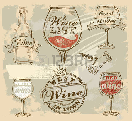 Elegant food wine clipart clipart free 14,976 Elegant Food Stock Vector Illustration And Royalty Free ... clipart free