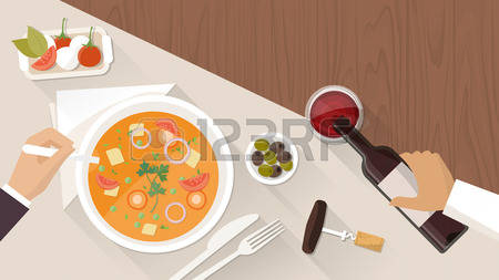 Elegant food wine clipart image free 5,865 Elegant Dining Cliparts, Stock Vector And Royalty Free ... image free