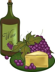 Elegant food wine clipart stock Elegant food wine clipart - ClipartFest stock