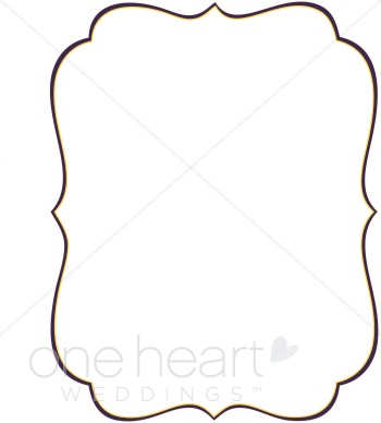 Elegant Frame Clipart - Clipart Kid vector library library
