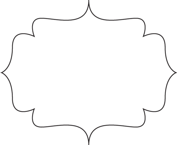 Free elegant frame clipart - ClipartFest picture library library