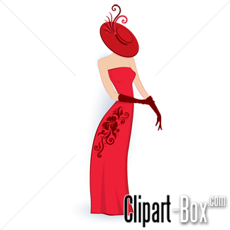 Elegant girl clipart clip transparent library Elegant girl clipart - ClipartFest clip transparent library