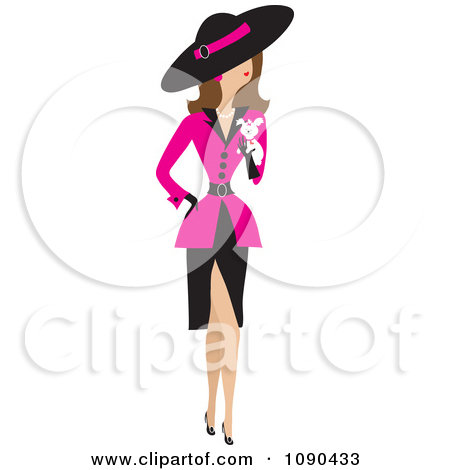 Elegant girl clipart clip art library download Royalty-Free (RF) Elegant Clipart, Illustrations, Vector Graphics #1 clip art library download