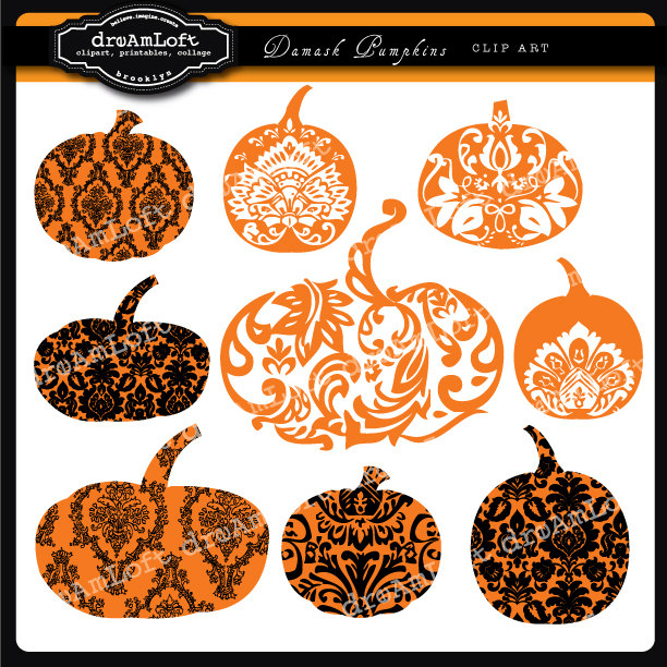 Elegant pumpkin clipart image royalty free library Fancy pumpkin clipart - ClipartFest image royalty free library
