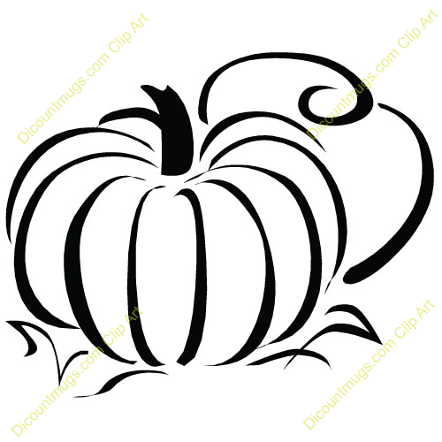 Elegant pumpkin clipart svg download Swirly pumpkin clipart - ClipartFest svg download