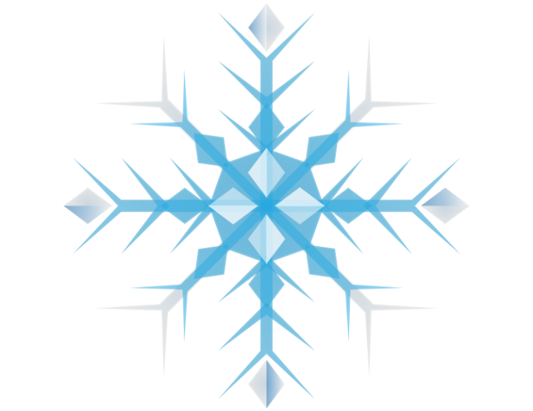 Holiday snowflake border clipart free jpg free winter holiday clip art free to use public domain snowflakes ... jpg