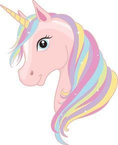 Elegant unicorn clipart svg black and white download Resultado de imagen unicorn clipart unic rnio nuvens | (sewing) kid ... svg black and white download