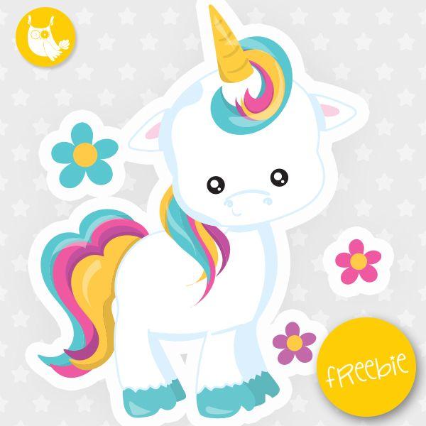 Elegant unicorn clipart image black and white library Unicorn Freebie | Bailey\'s Birthday | Unicorn images, Unicorn ... image black and white library