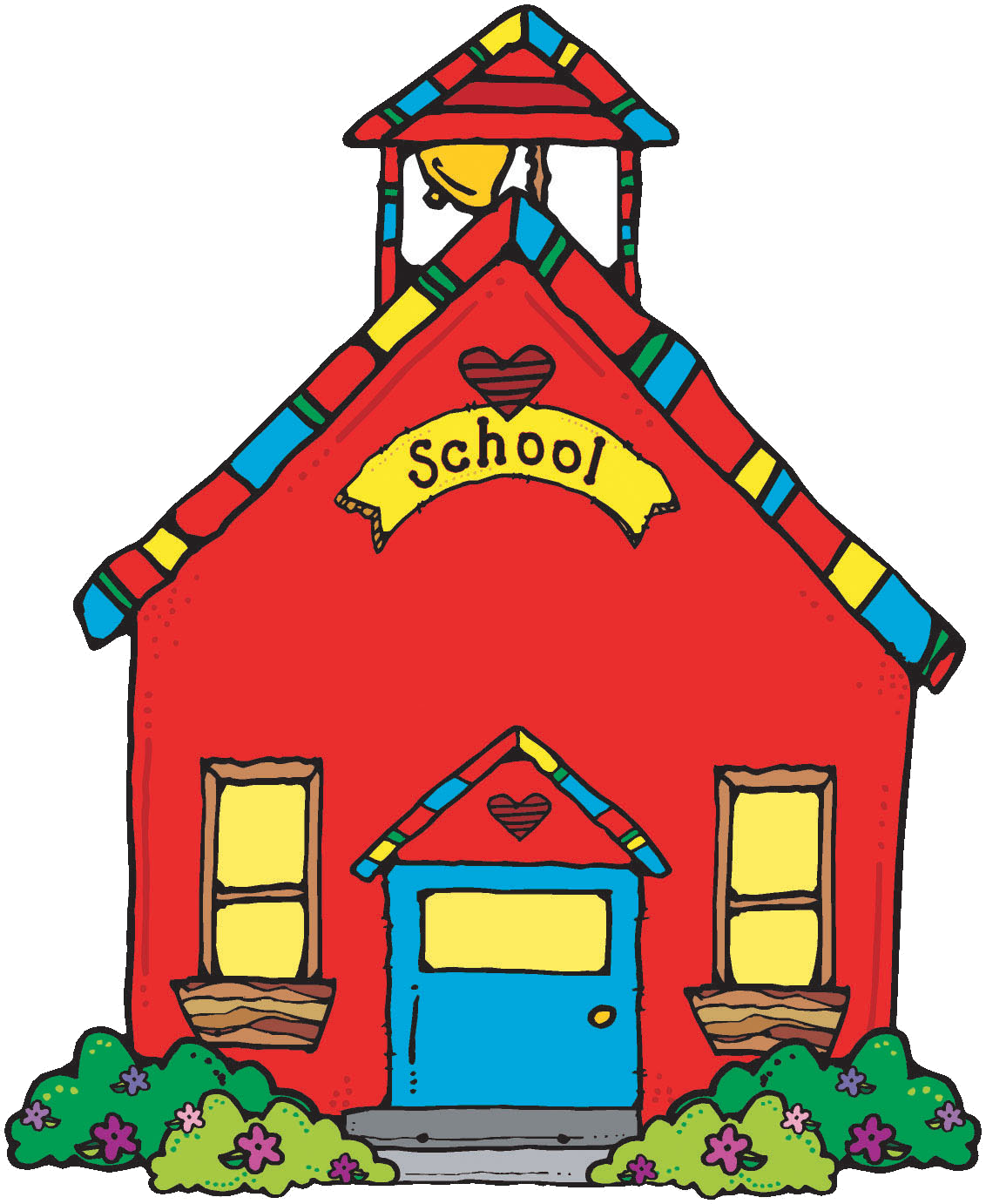 School Elementary Clip Art Clipart Collection Transparent Png - AZPng vector royalty free library