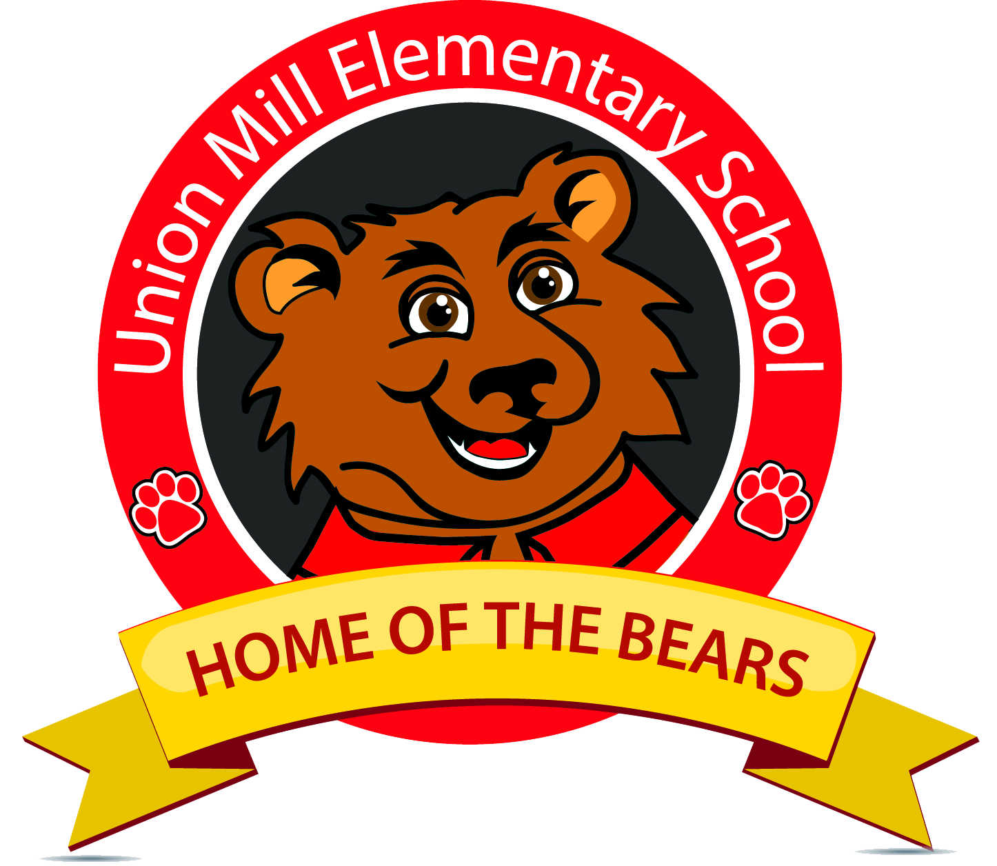 Elementary school principal clipart. Union mill home of